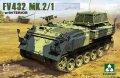 タコム[TKO2066]1/35 FV432 MK.2/1 装甲兵員輸送車(インテリア付)