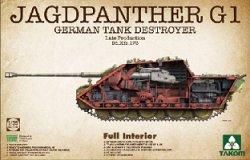 画像1: タコム[TKO2106]1/35 ドイツ 重駆逐戦車 Sd.Kfz.173 ヤークトパンター G1 後期型