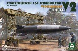 画像1: タコム[TKO2123]1/35 シュトラーテンヴェルト社 16t ガントリークレーンw/フィダルワーゲン&V2ロケット 1944/45年生産