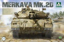 画像1: タコム[TKO2133]1/35 メルカバ Mk.2D