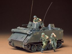 画像1: タミヤ[TAM35135]1/35 アメリカ装甲騎兵強襲車 M113ACAV バトルワゴン