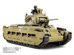 """画像1: タミヤ[TAM35355]1/35 歩兵戦車 マチルダMk.III/IV """"ソビエト軍"""""""