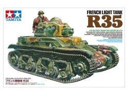 画像1: タミヤ[TAM35373]1/35 フランス軽戦車 R35