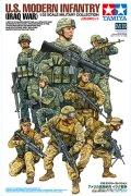 タミヤ[TAM32406]1/35  アメリカ現用歩兵 イラク戦争