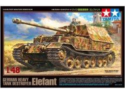 画像2: タミヤ[TAM32589]1/48 ドイツ重駆逐戦車 エレファント