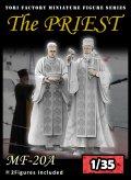 トリファクトリー[MF-20A]1/35 ロシア正教司祭セット