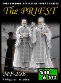 トリファクトリー[MF-20B]1/48&1/72 ロシア正教司祭セット