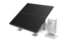 画像2: トリファクトリー[ZA-010]1/35 ジオラマアクセサリー 太陽光発電システム
