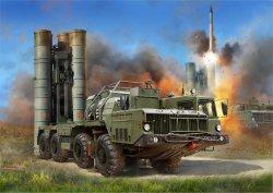 """画像1: ズベズダ[ZV5068]1/72 S-400 """"トリウームフ"""" 地対空ミサイルシステム"""