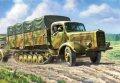 ズベズダ[ZV3603] 1/35 ドイツ軍 マウルティーア 4.5tトラック WWII