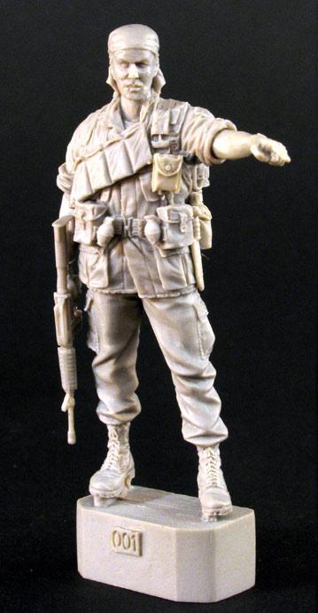 Bravo6[B6-35001]1/35 米 二等軍曹ベトナム'68