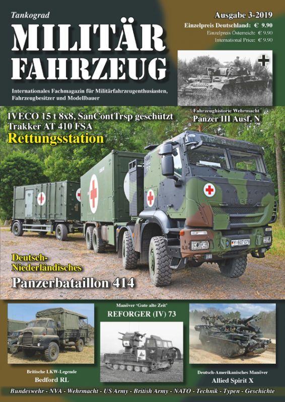 Tankograd 3037 Verstärkung der Nato Panzer-Modellbau//Fotos//Manöver Reforger 73