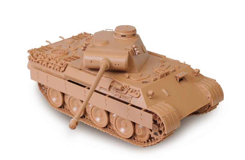 ズベズダ[ZV3678]1/35 パンター中戦車D型