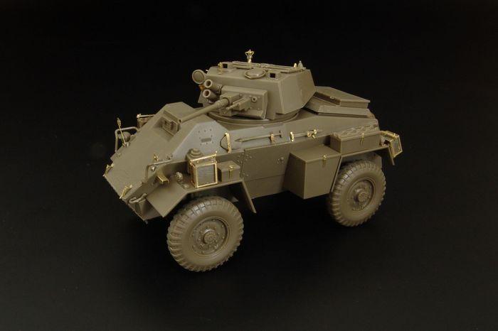 Hauler[HLX48376]1/48 WWII英 7トン4輪装甲車 Mk.IV エッチングセット ...